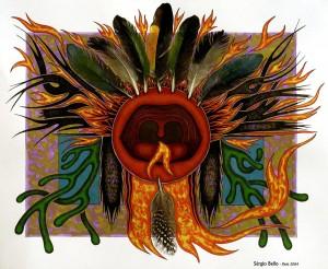 « Cri de l'amérindien : cri du monde »