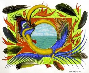 « Cri de l'oiseau de mer »