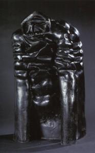 Claude Abeille, bronze (1990)